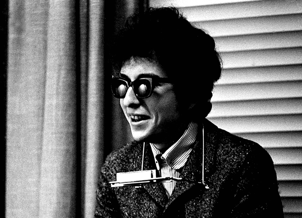 "Schatzberg still remembers the chorus of boos that met Dylan when he played his electric set. ""He was like, 'I don't care,'"" he says. ""'This is what I'm going to do.'"""