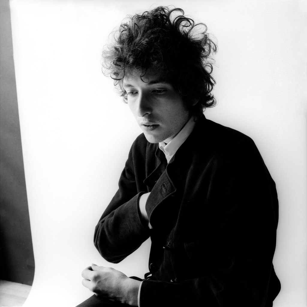 "After shooting the Highway 61 Revisited sessions, Schatzberg invited Dylan to his studio for a formal shoot. ""He had control in his studio,"" he says. ""I wanted control in my studio."""