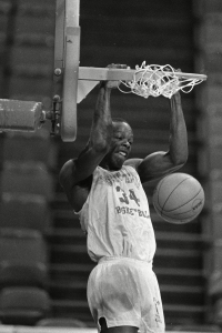 University of Maryland's Len Bias, 1985, Atlanta.