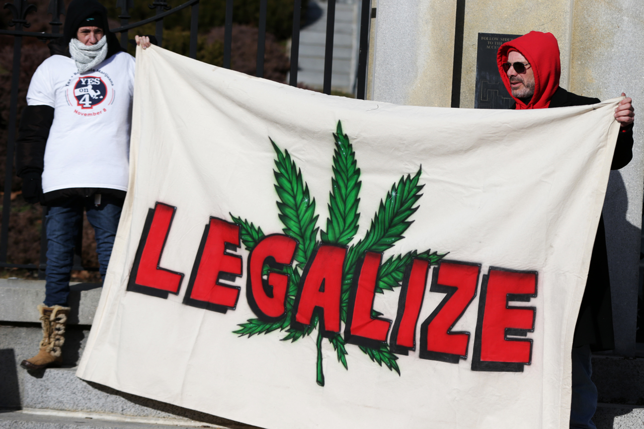 Marijuana Midterms: What to Watch on Election Day
