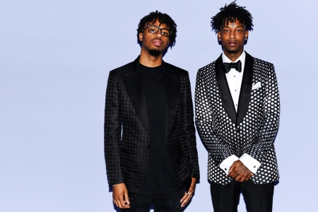 Ying Yang Twins Christmas.21 Savage Whispering Like The Ying Yang Twins Makes For An