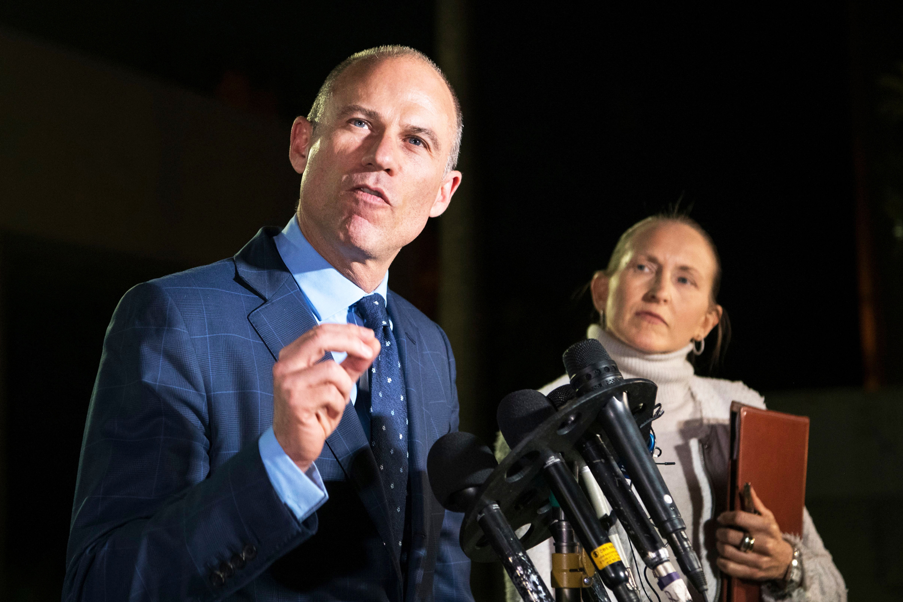 What's Going on With Michael Avenatti's Arrest?