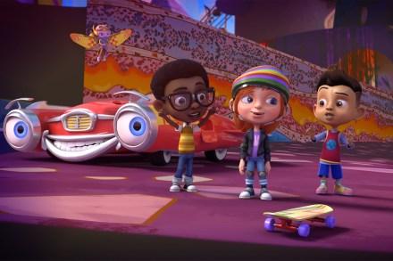 Motown Magic': Animated Netflix Series Has Smokey Robinson's