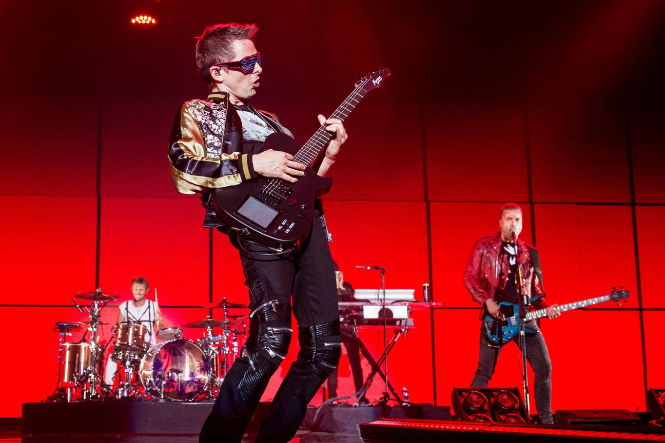 Muse Plot 'Simulation Theory' World Tour – Rolling Stone