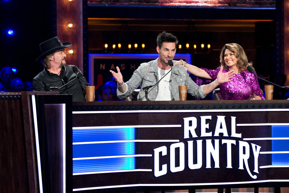 Shania Twain Looking for 'Diversity' on USA's 'Real Country' Reality Show