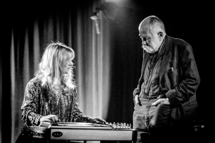 Album Review: Peter Brötzmann and Heather Leigh, 'Sparrow Nights