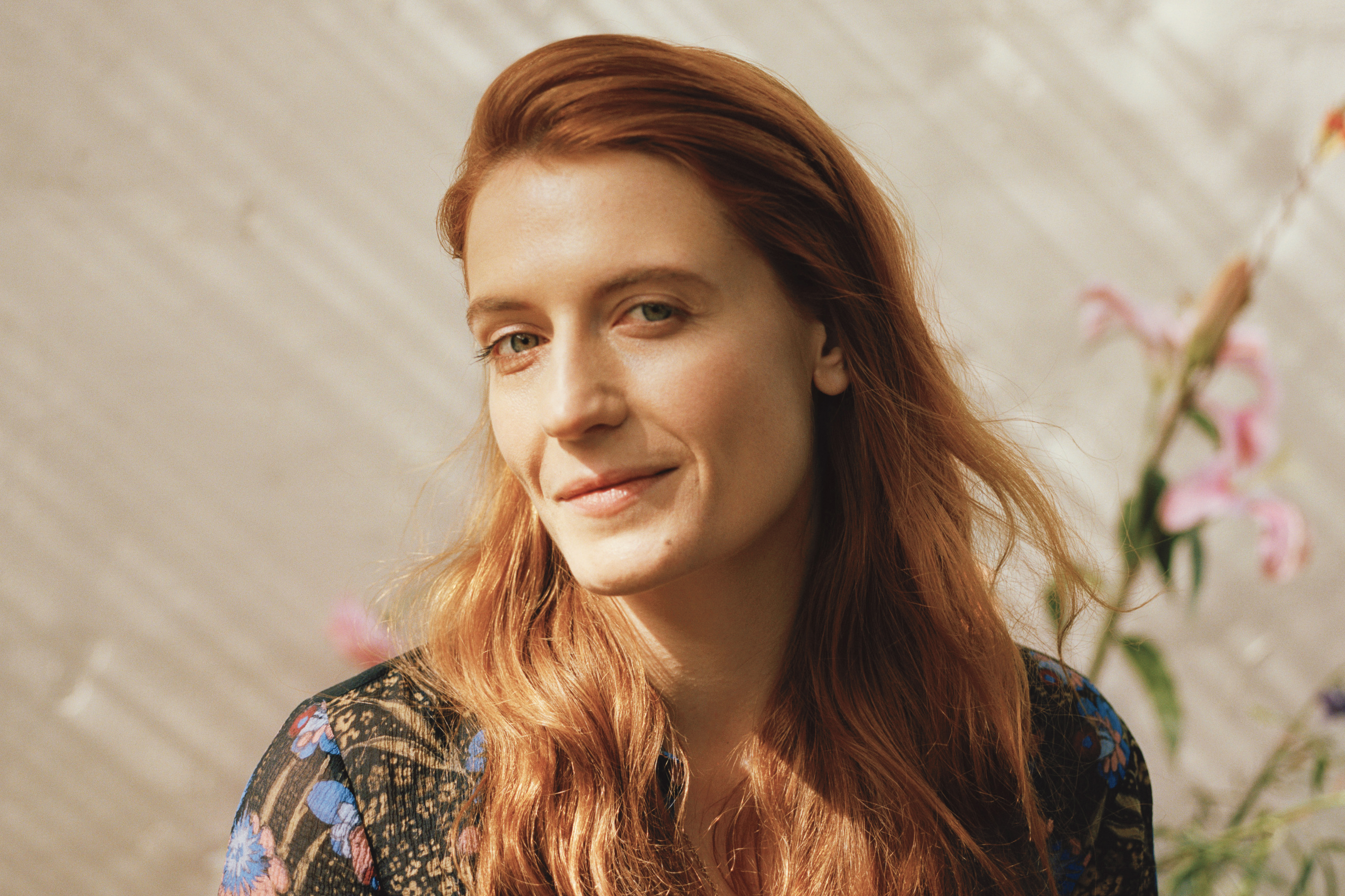 Florence Welch on Sobriety, Embracing Loneliness and Loving Patti Smith