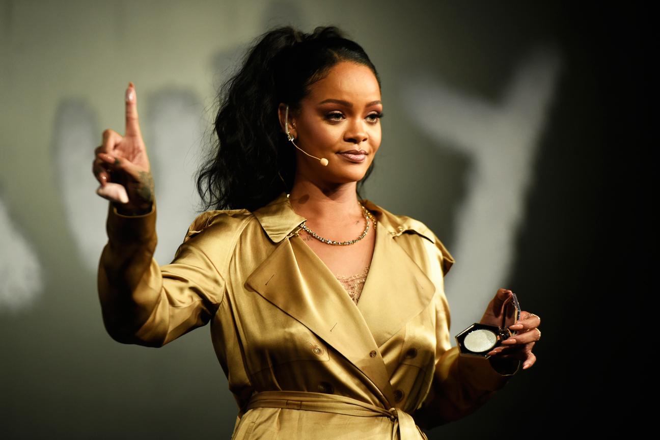 Rihanna: BMI Sends Trump Campaign Cease and Desist Over Music Usage