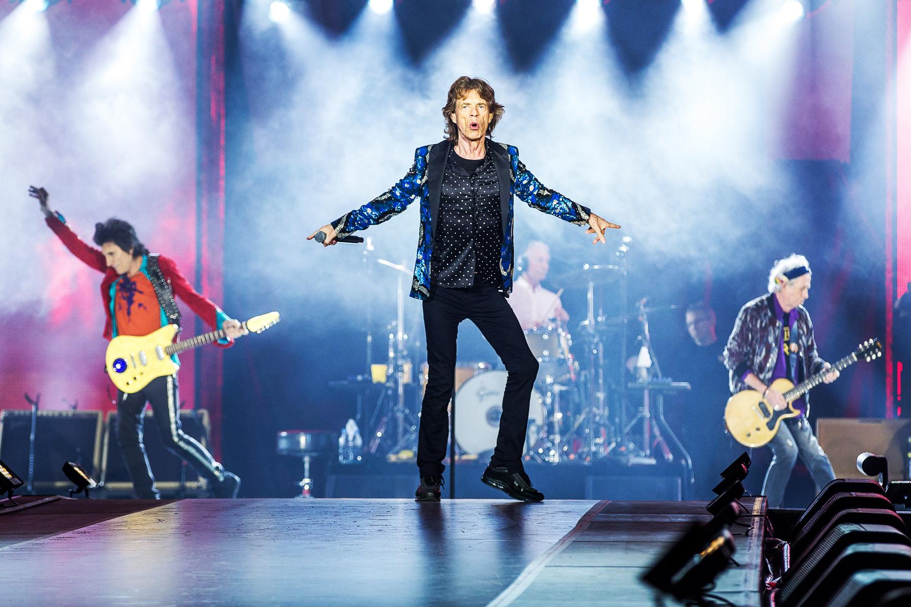 The Rolling Stones Announce 2019 'No Filter' U.S. Stadium Tour