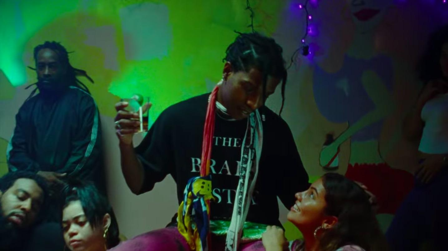Watch A$AP Rocky's Mesmerizing New Video for 'Sundress
