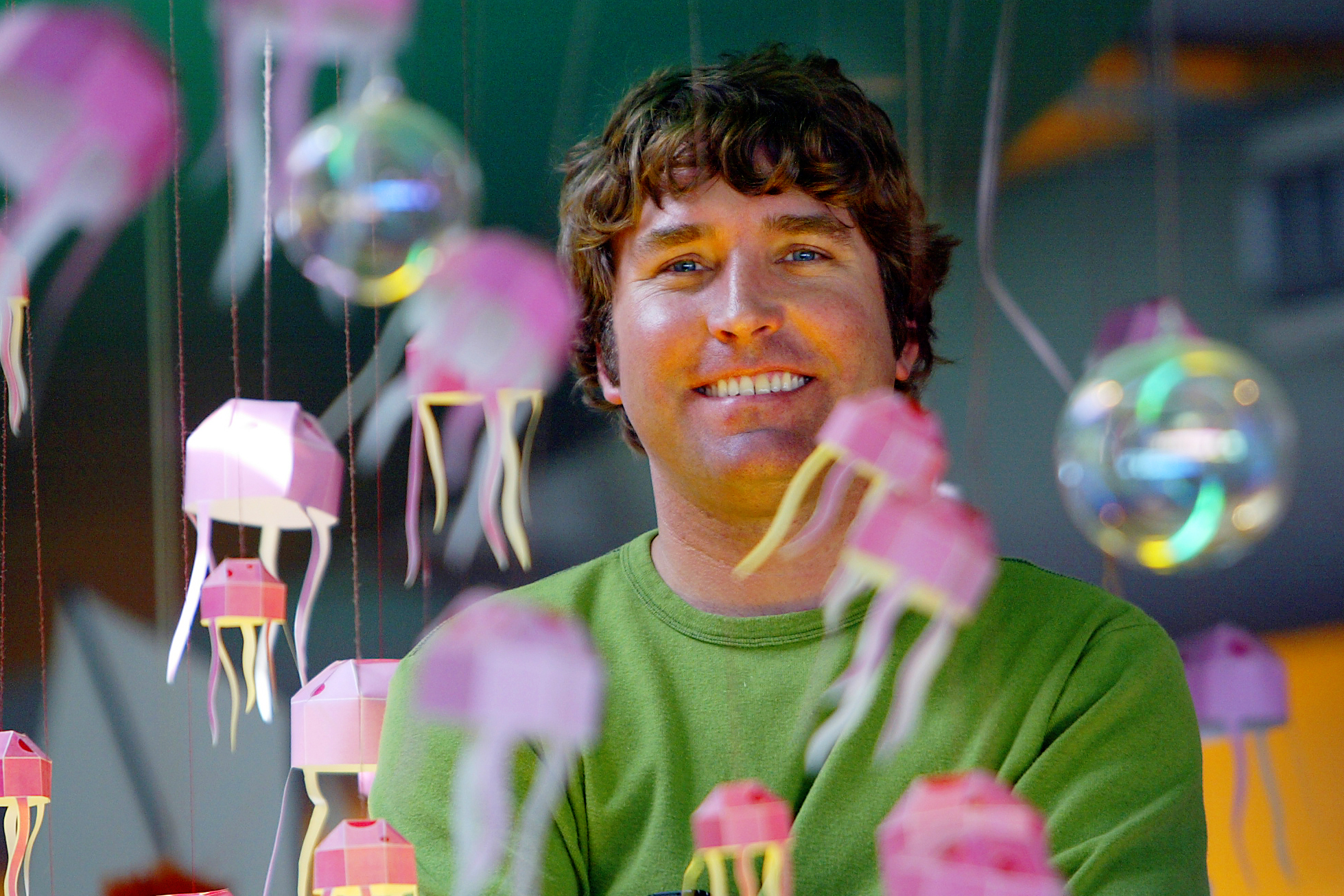 Spongebob squarepants creator stephen hillenburg dead at 57 rolling stone