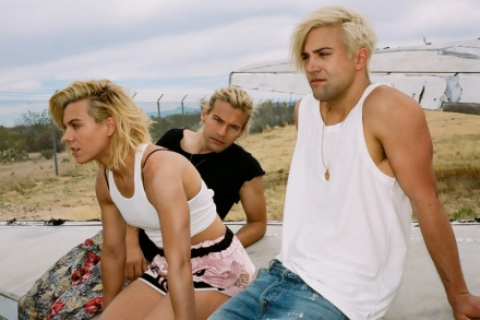 The Band Perry on Reinvention, Electronic Pop of New EP 'Coordinates