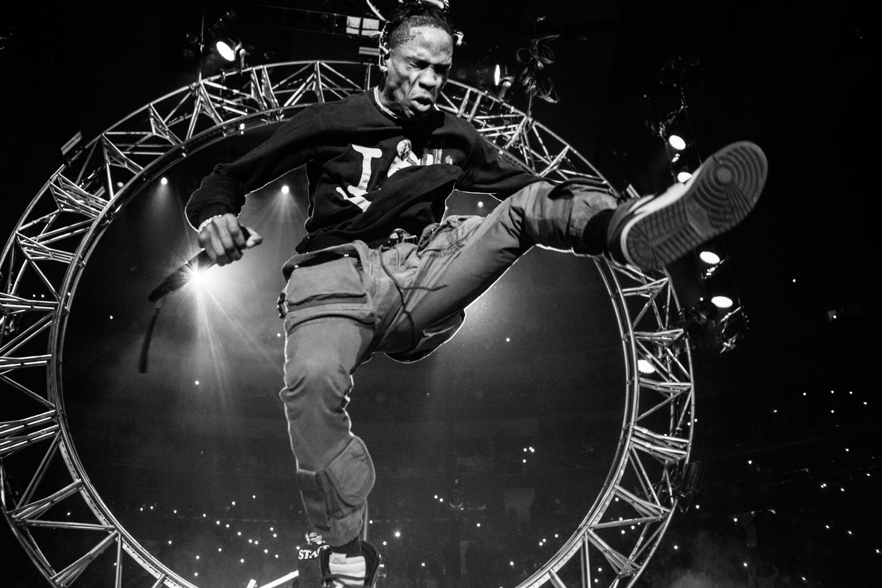b8f6016008bf How Travis Scott Became Music's (Not Just Rap's) Best Performer ...