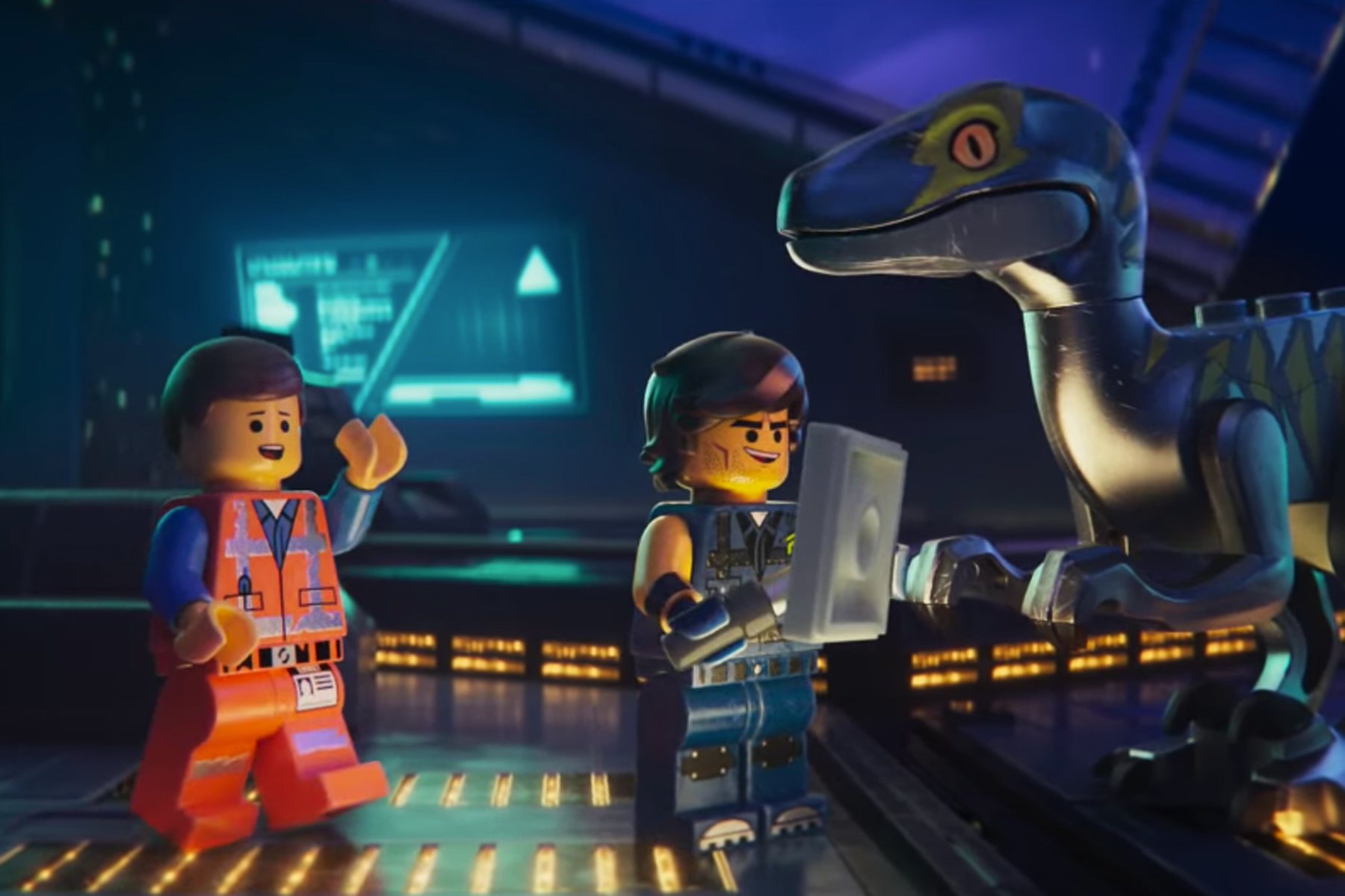 Trailers Of The Week Lego Movie 2lion King Rolling Stone