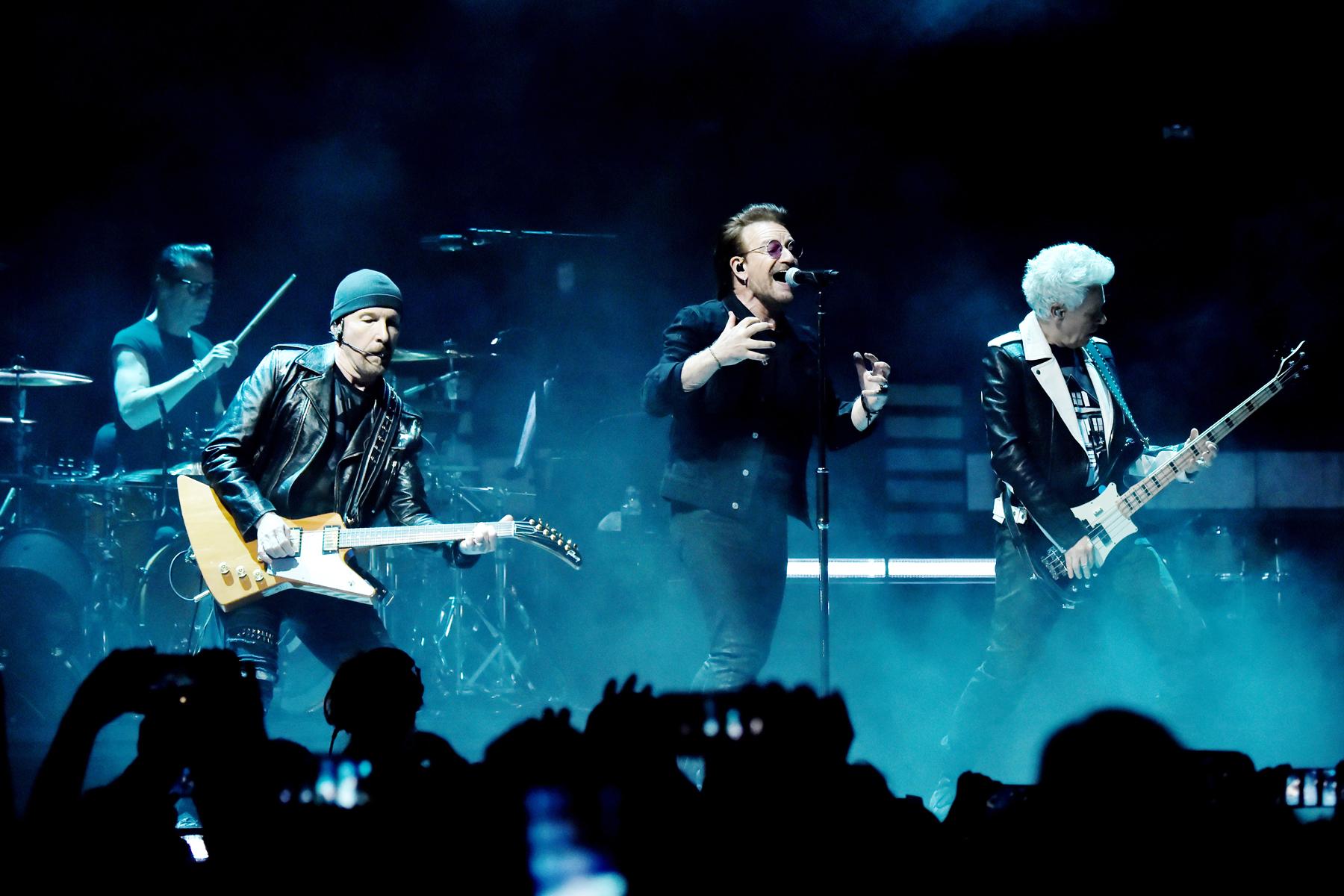 U2 spanish eyes album