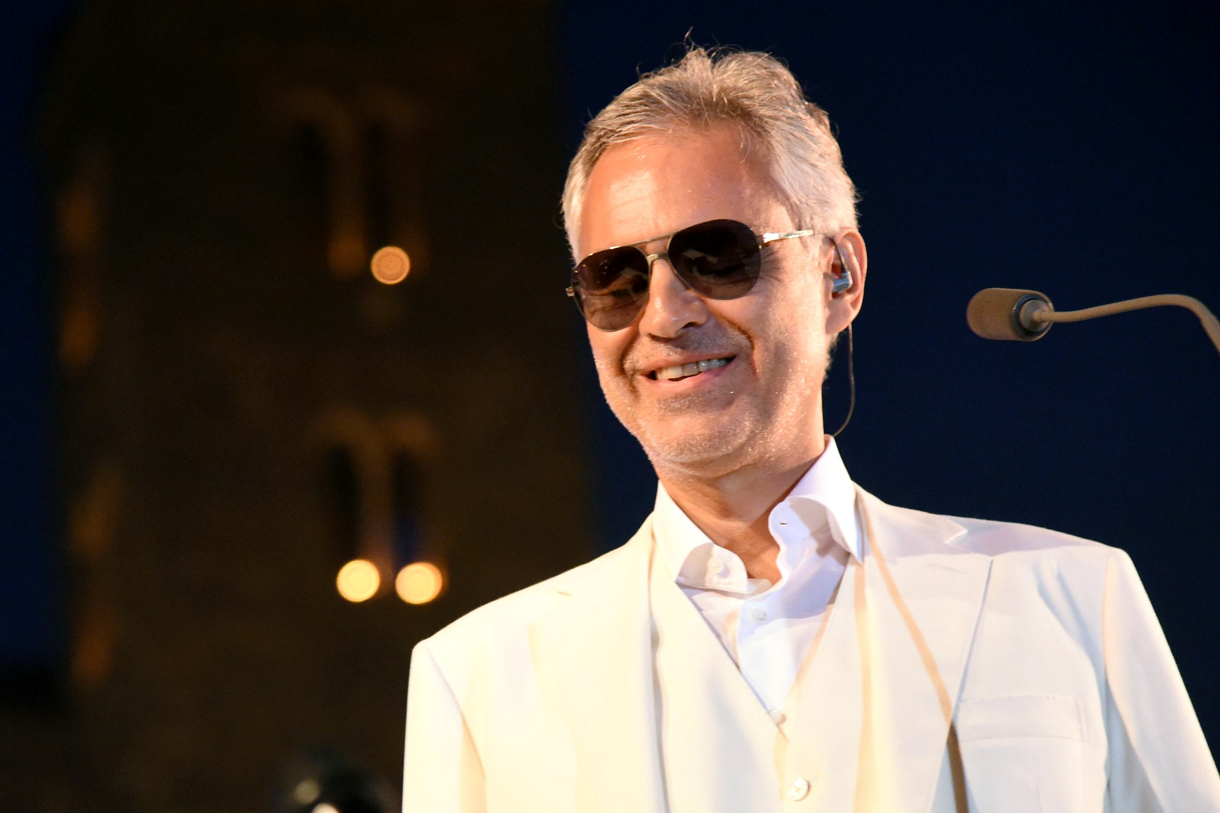 How a Producer for Pink Floyd, Alice Cooper Helped Andrea Bocelli Hit Number One