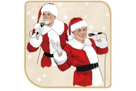 Beach Boys Christmas.A Beach Boys Christmas Mike Love Brian Wilson Launch
