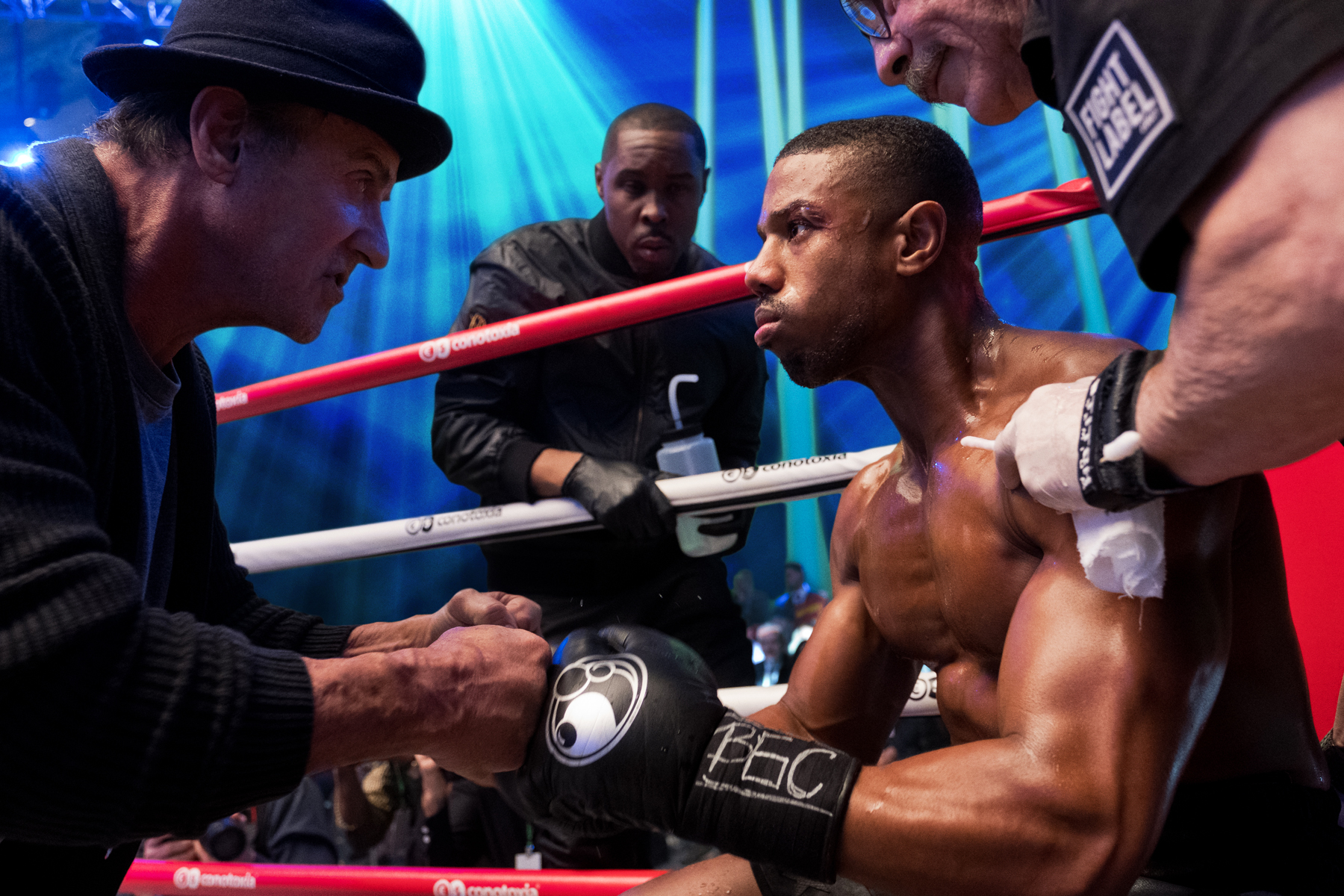 Creed Ii Review Michael B Jordan Gets Back In The Ring Rolling