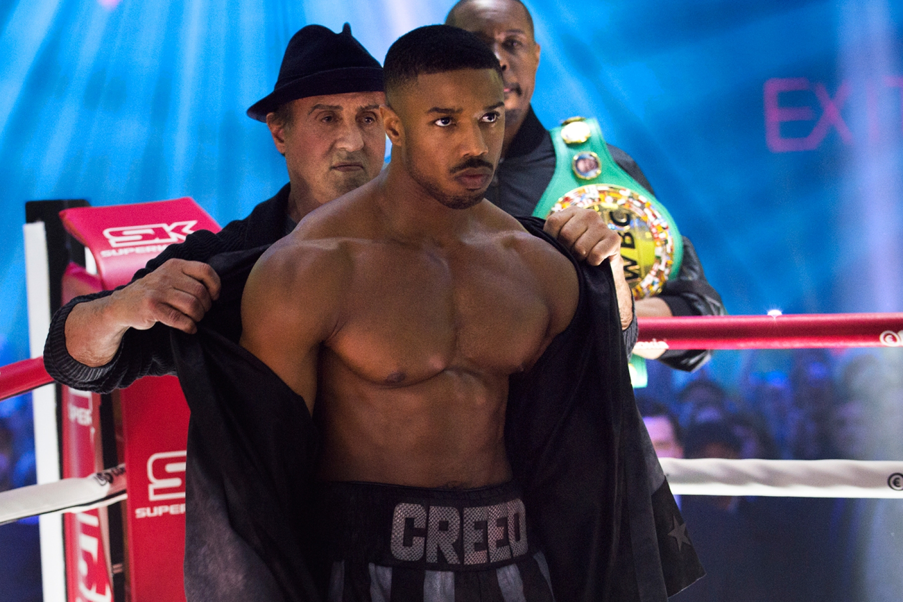 Creed II' Review: Michael B. Jordan Gets Back in the Ring ...