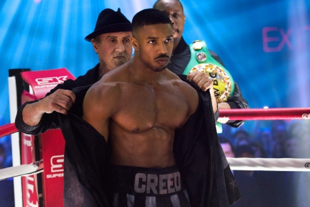 reasonably priced large discount nice cheap Creed II' Review: Michael B. Jordan Gets Back in the Ring ...