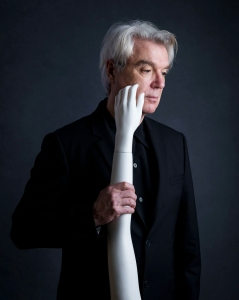 David Byrne Portrait 2018