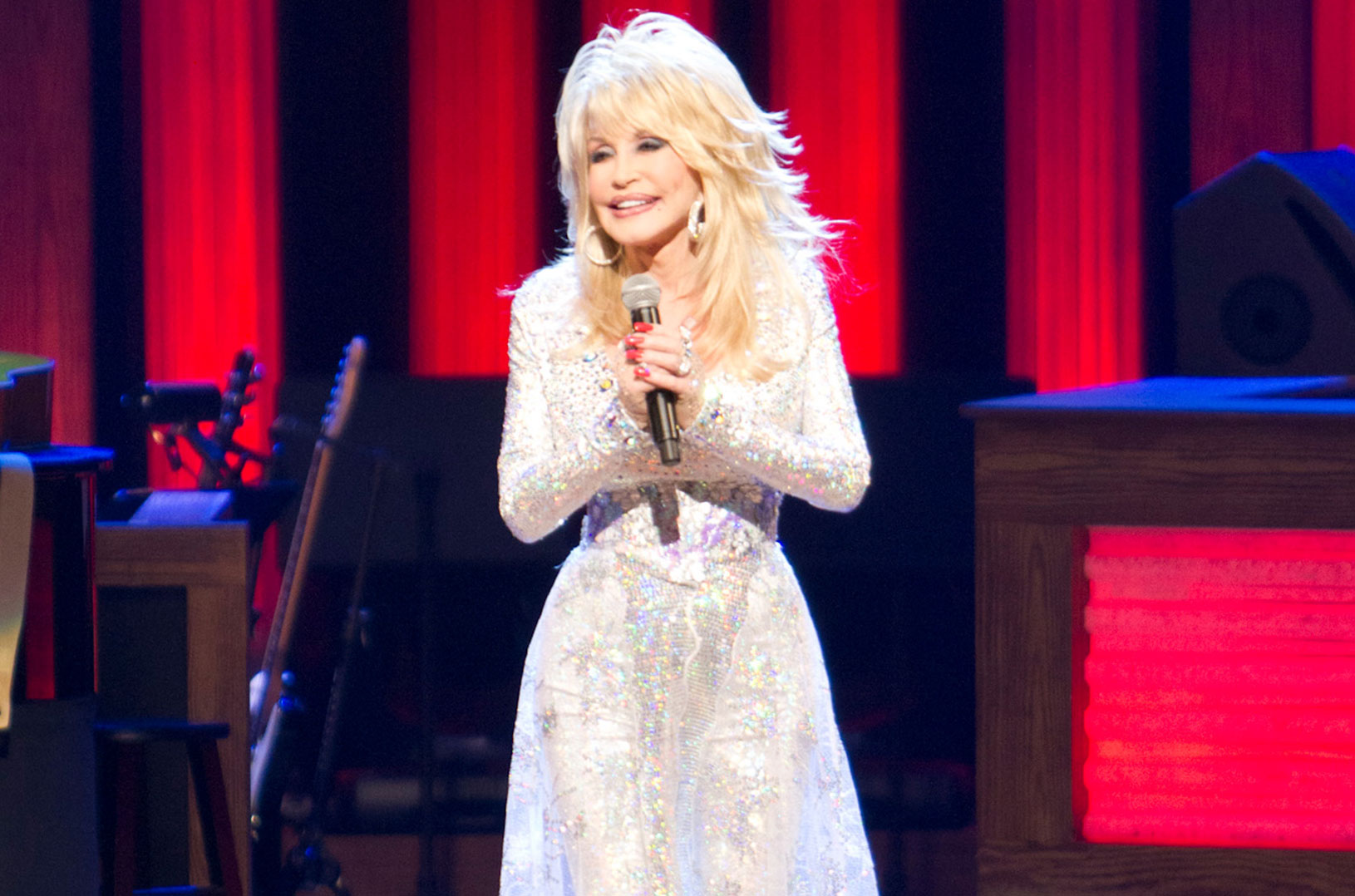 Grand Ole Opry Plans Dolly Parton 50th Anniversary Celebration
