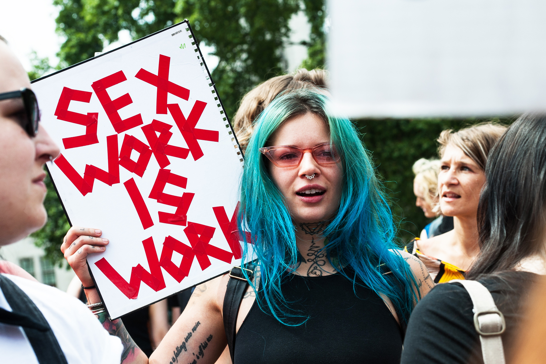 Are Sex Workers Becoming a Viable Political Bloc?