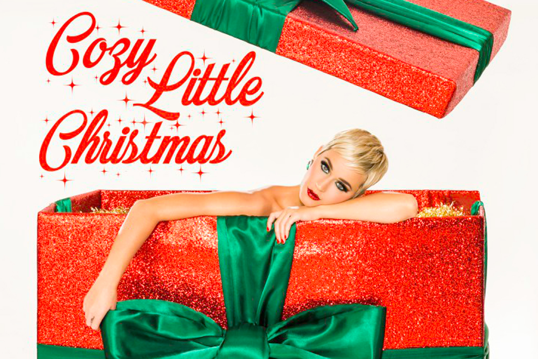 Hear Katy Perry\'s New Original Holiday Song \'Cozy Little Christmas ...