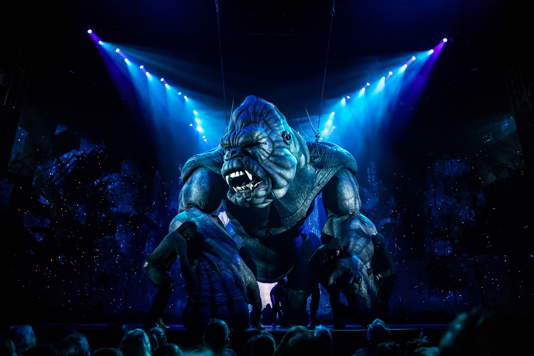 King Kong' Broadway Musical Review – Rolling Stone