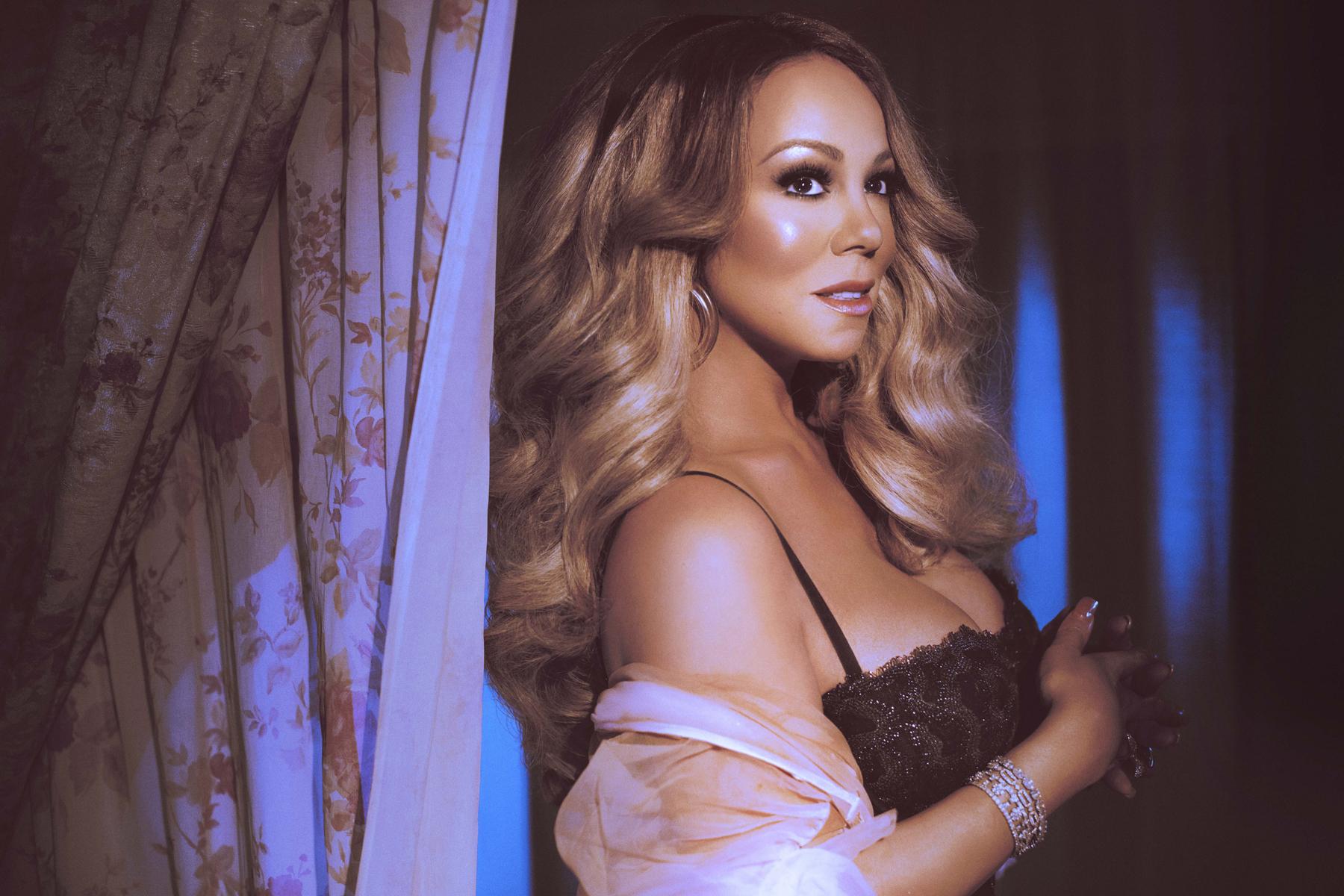 Mariah Carey, 2018