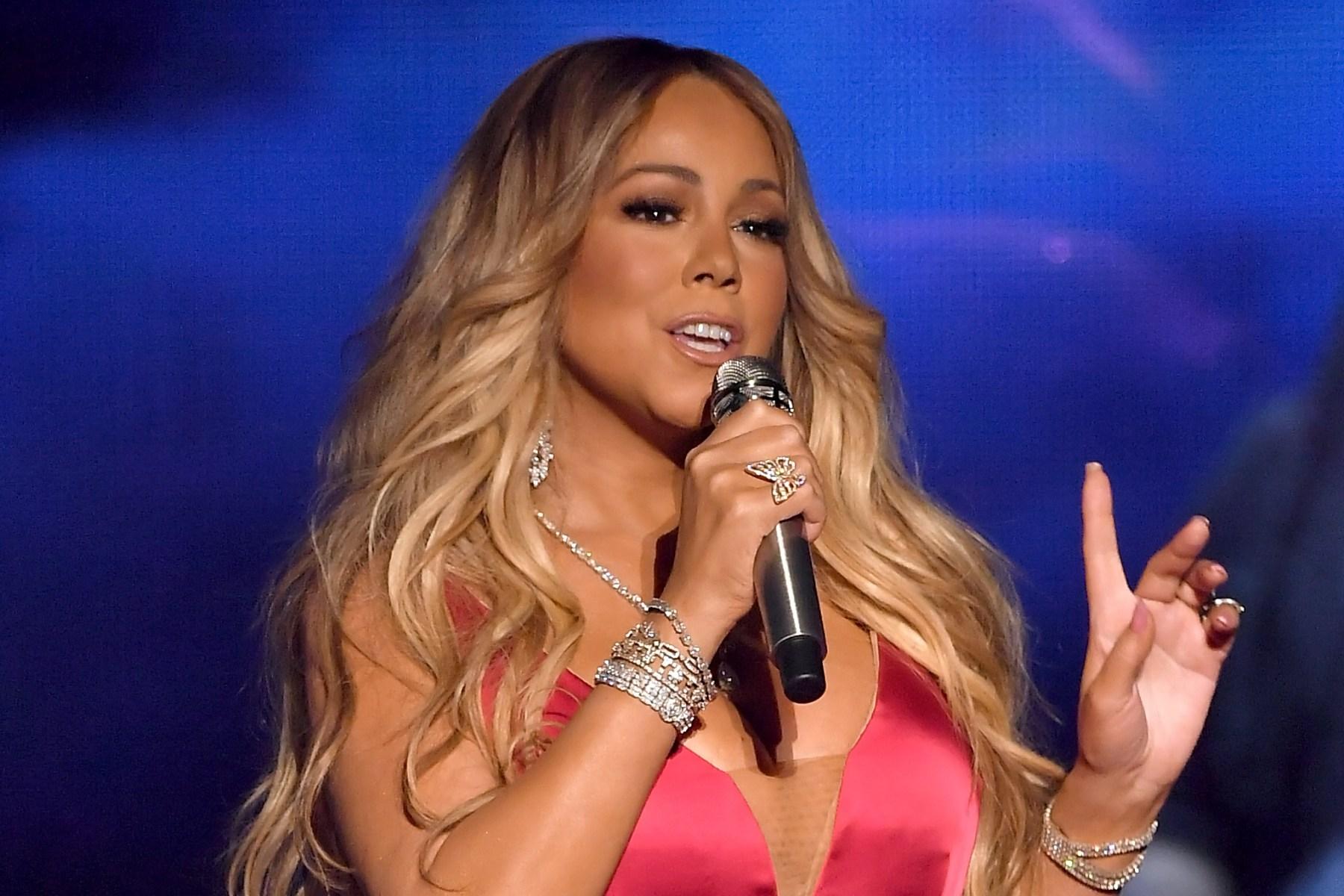 Mariah CareyAmerican Music Awards, Show, Los Angeles, USA - 09 Oct 2018