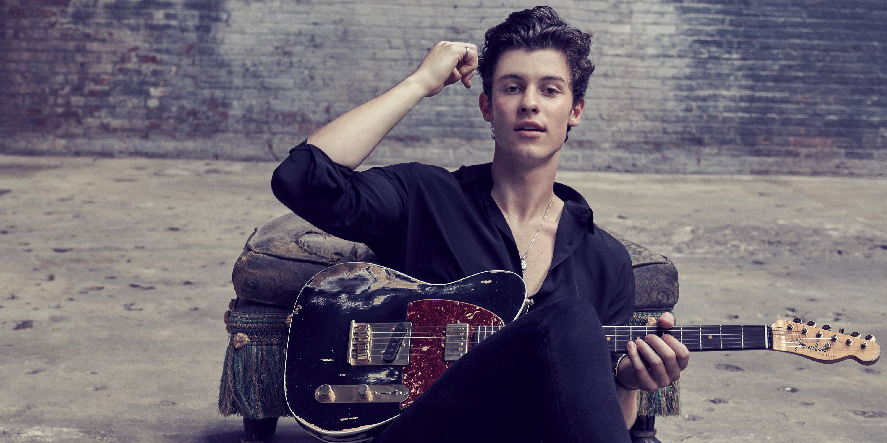 Shawn Mendes Confessions of a Neurotic Teen Idol