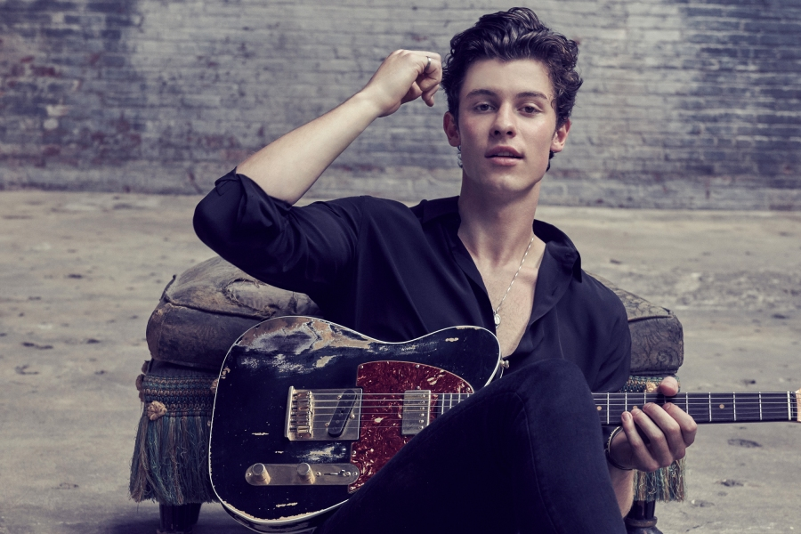 Shawn Mendes: Confessions of a Neurotic Teen Idol – Rolling