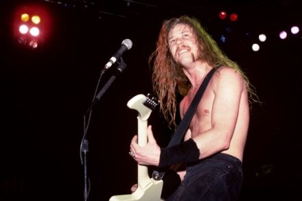 Metallica's Lars Ulrich, Jason Newsted on Damaged Justice