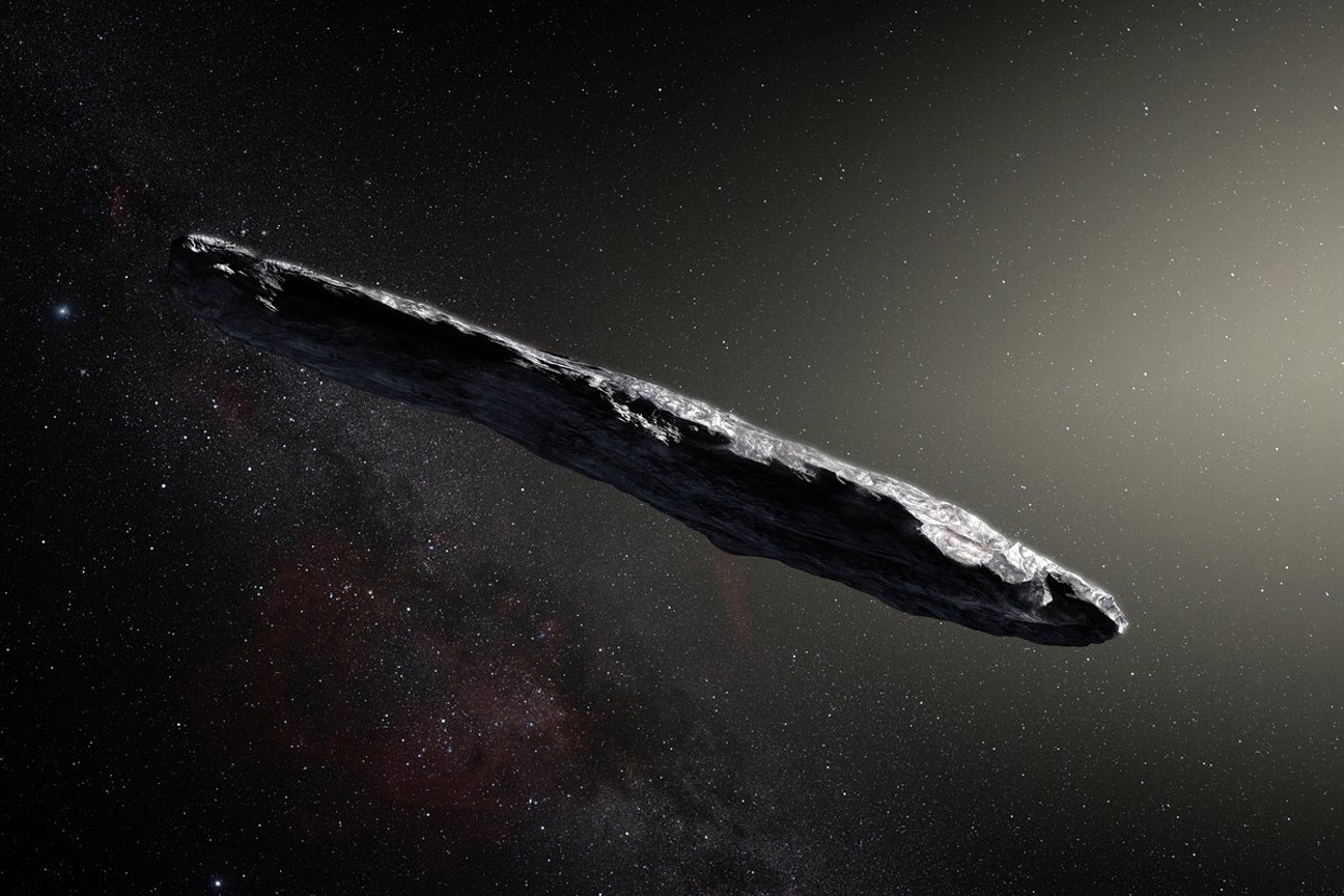 Harvard Astronomers Suggest Mysterious Space Object Could Be Alien Craft
