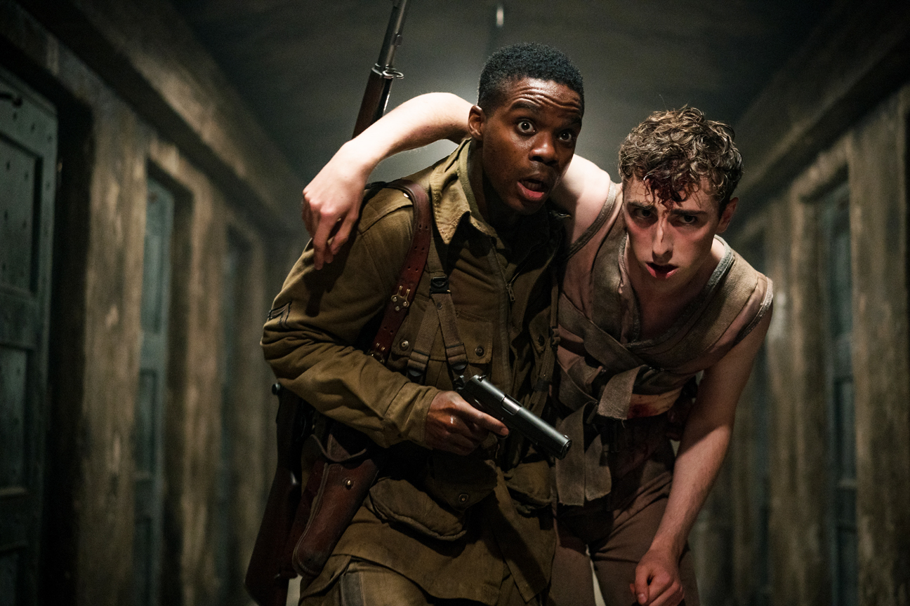 'Overlord' Review: Your Basic WWII Soldiers vs. Nazi Super-Zombies Blockbuster