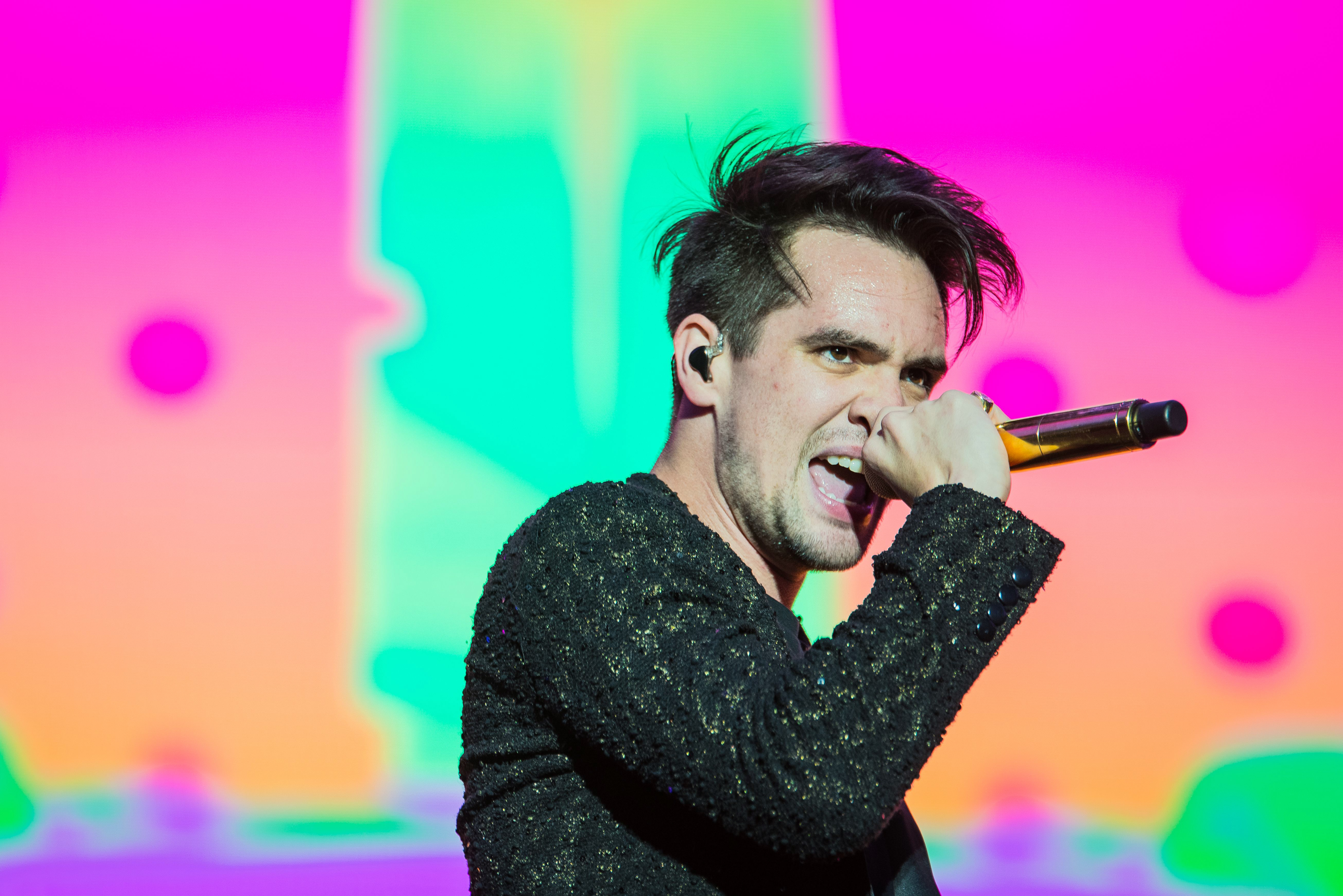 Hear Panic! at the Disco's Theatrical Take on 'Greatest