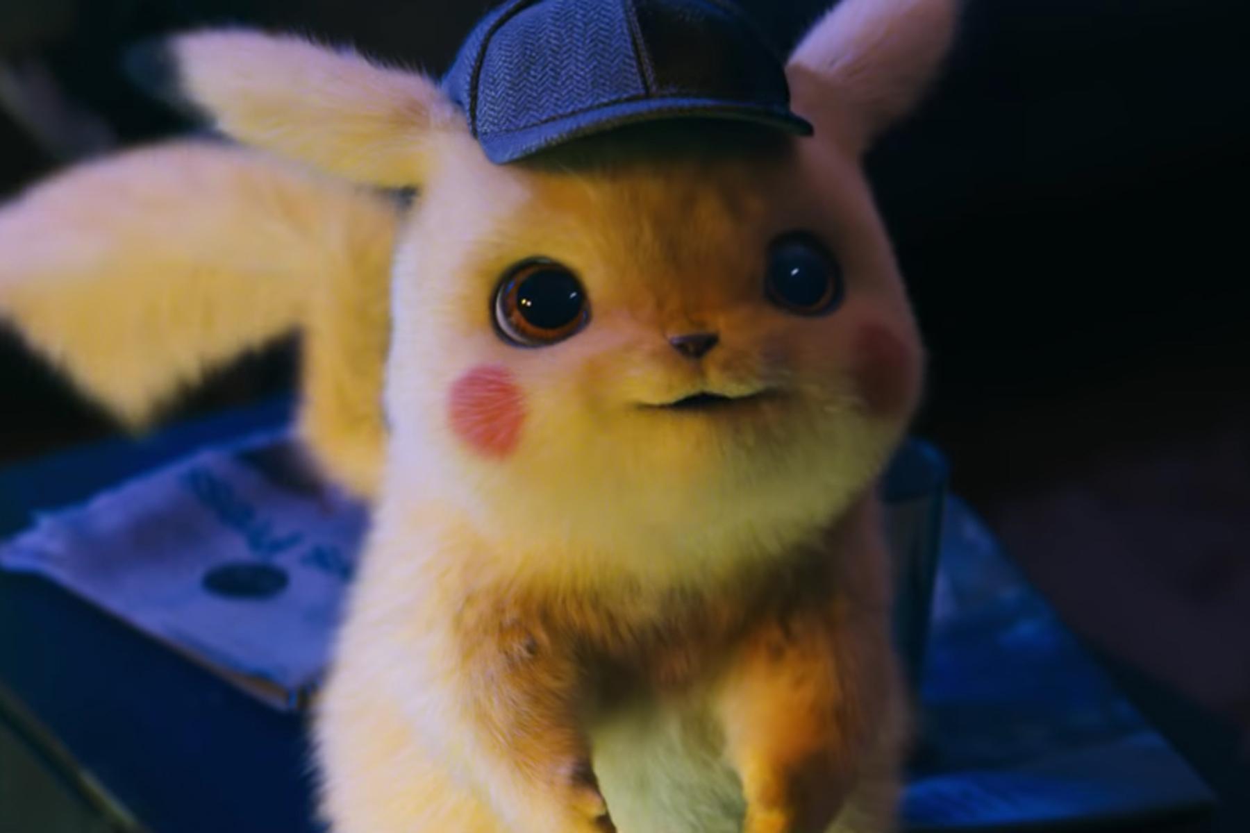 Image result for pikachu movie