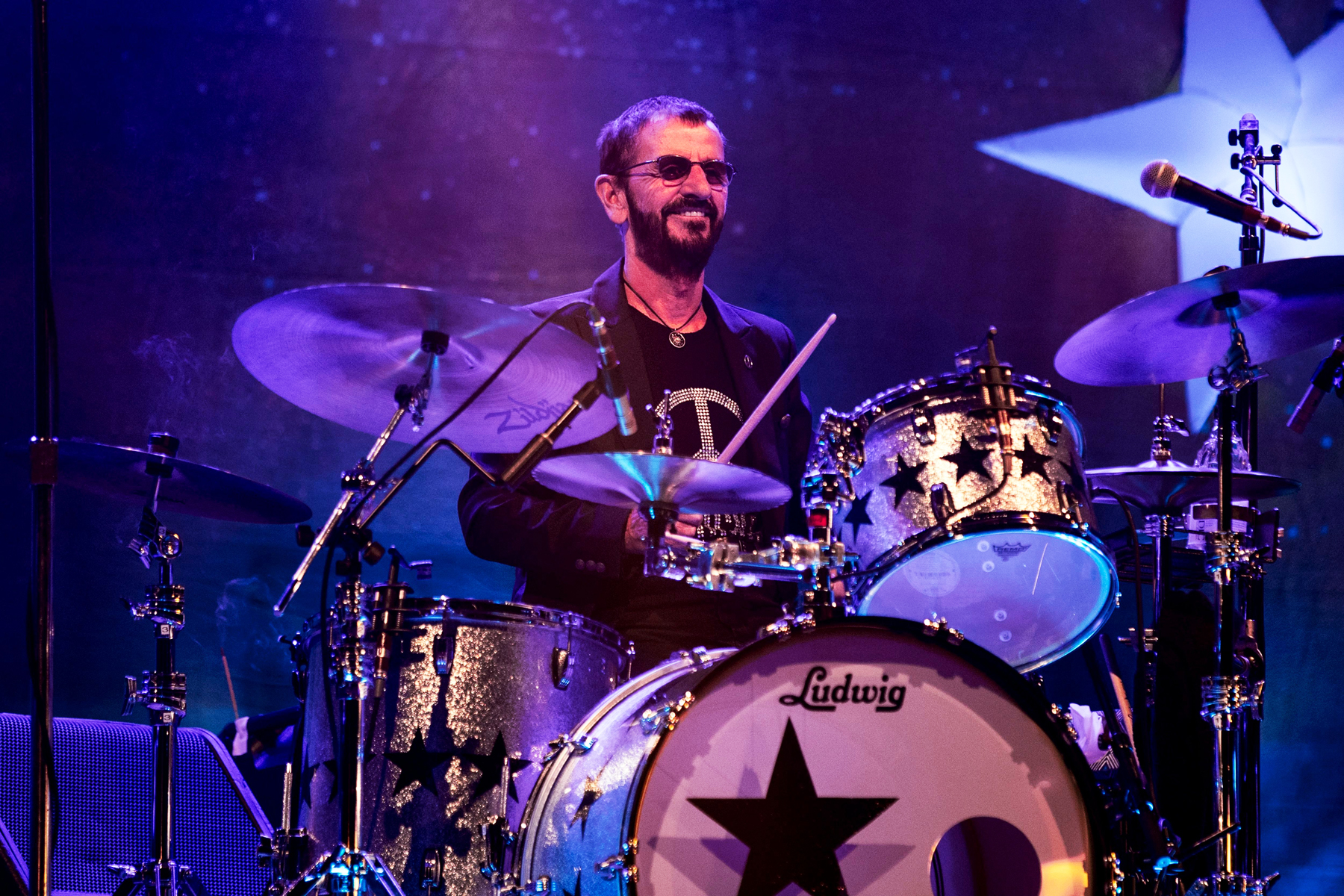 ringo starr and his all starr band announce 2019 world tour rolling stone. Black Bedroom Furniture Sets. Home Design Ideas