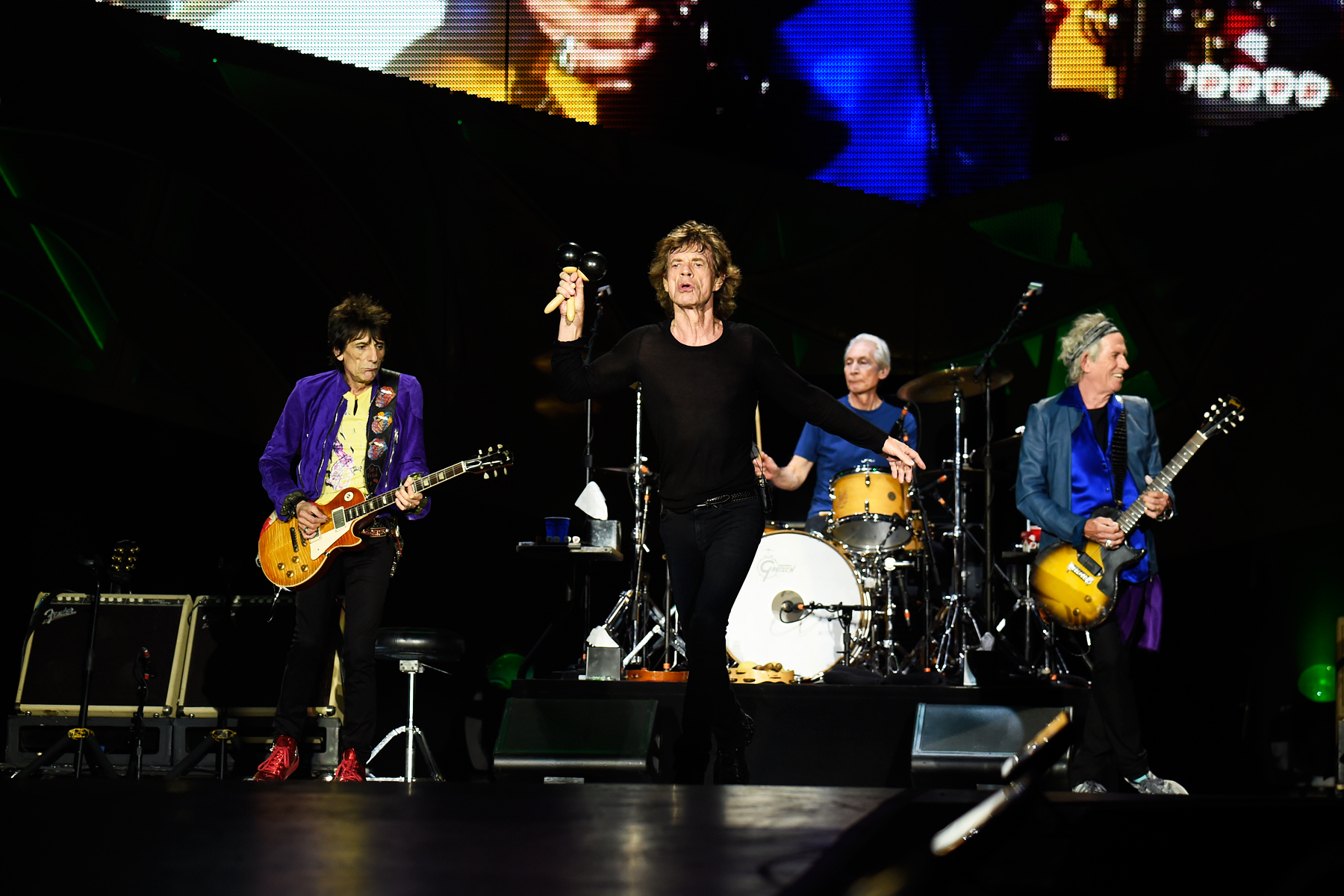 The Rolling Stones Announce 2019 U S  Stadium Tour – Rolling