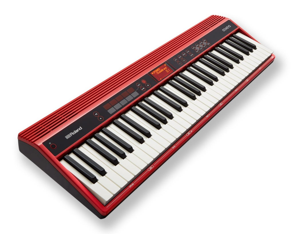 Kick-start a music career with the Roland Go:Keys, a keyboard with over 500 sounds. Can't play a note? Pair it with a phone and try a piano-learning app. roland.com $300