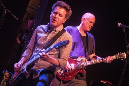 Hear Superchunk Tap Fucked Up for New Song 'Our Work Is Done