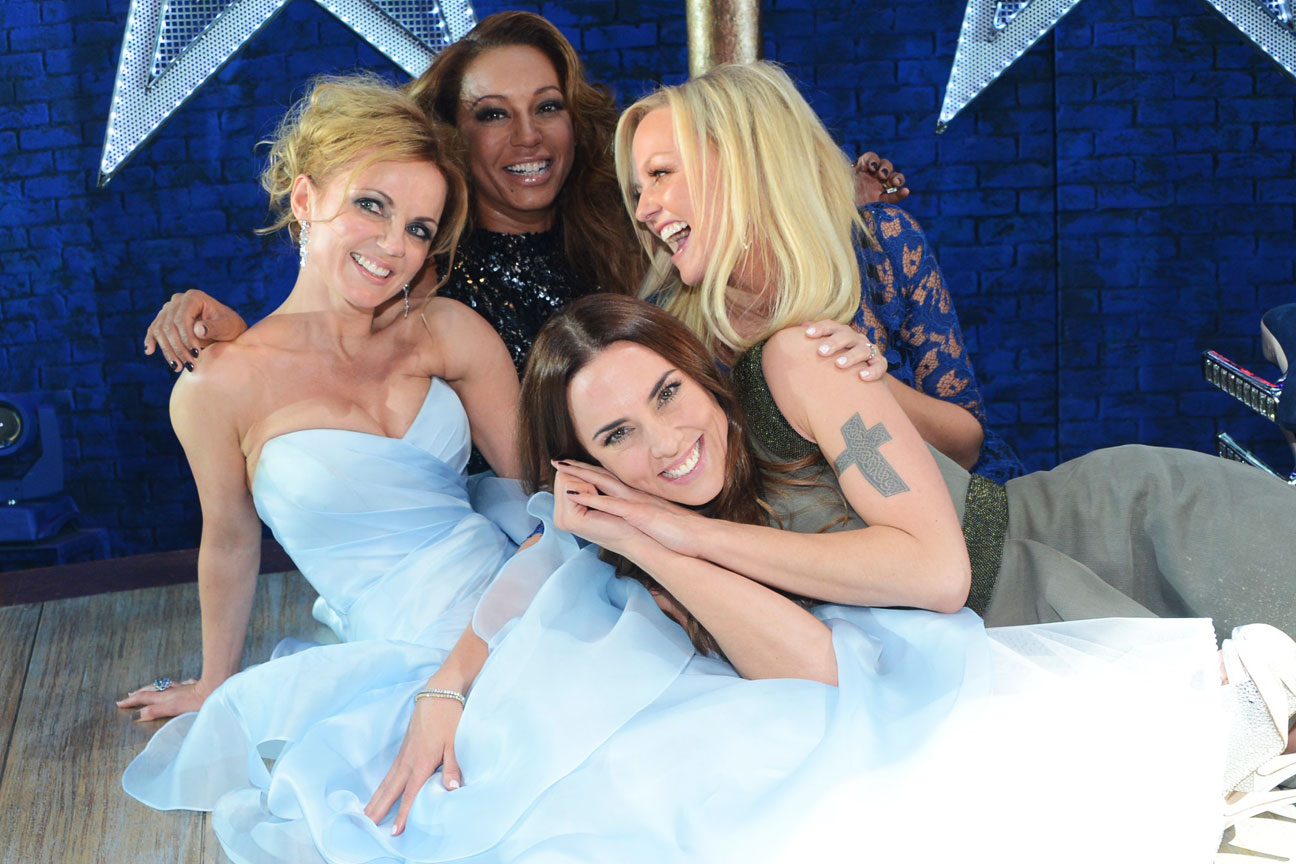 6fd53b55b3bc Mel B  Spice Girls Will Tour Without Victoria Beckham – Rolling Stone