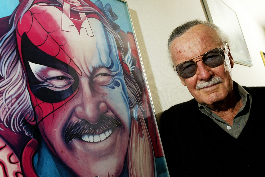 Stan Lee, Creator of Marvel Universe, Dead at 95 – Rolling Stone