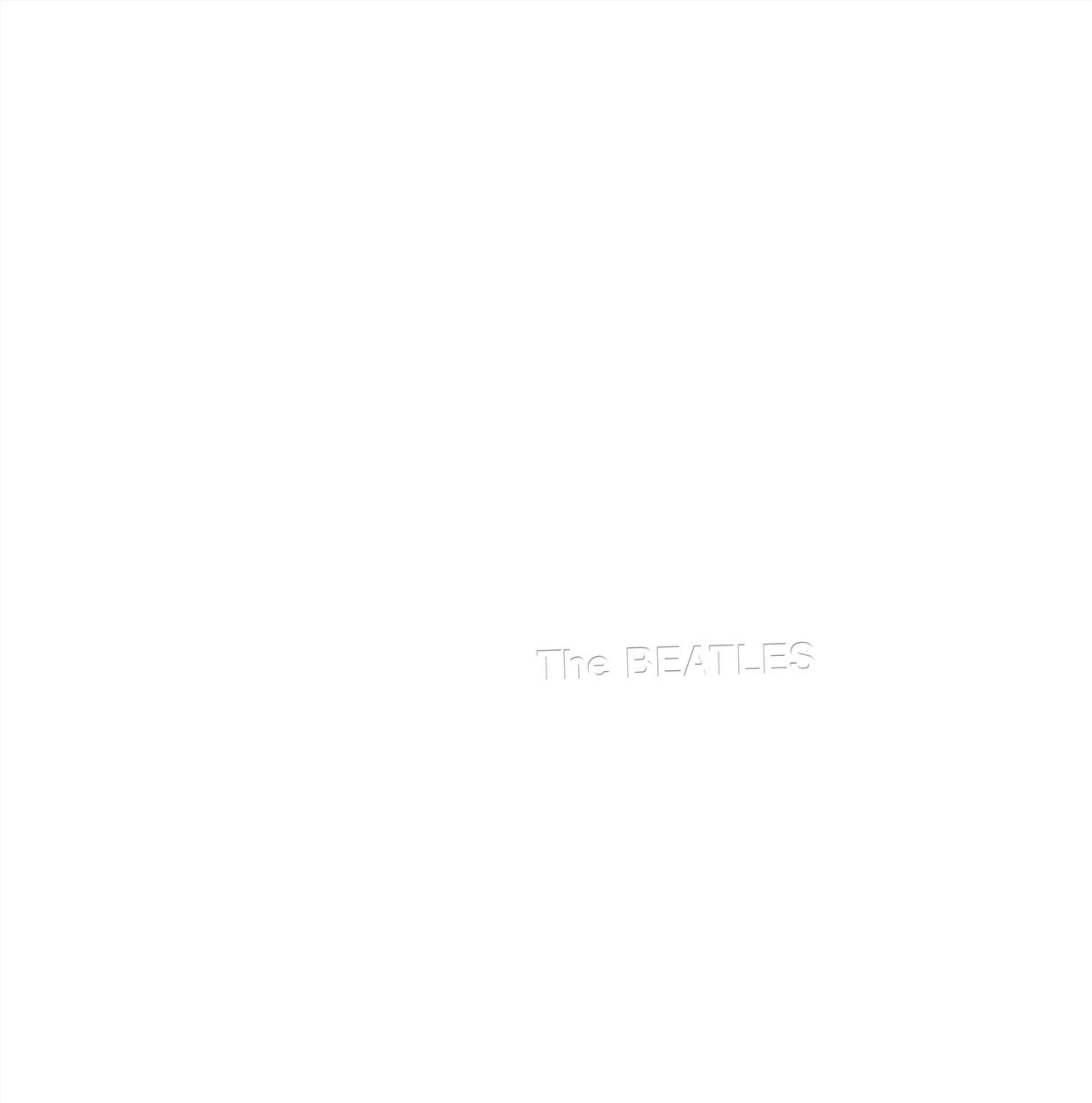 Beatles White Album Super Deluxe 50th Anniversary Album