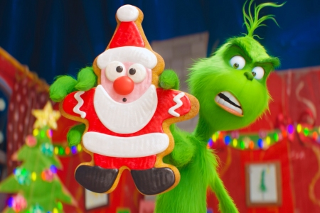 The Grinch Who Stole Christmas Dog.The Grinch Review You Re A Mediocre One Mr Grinch