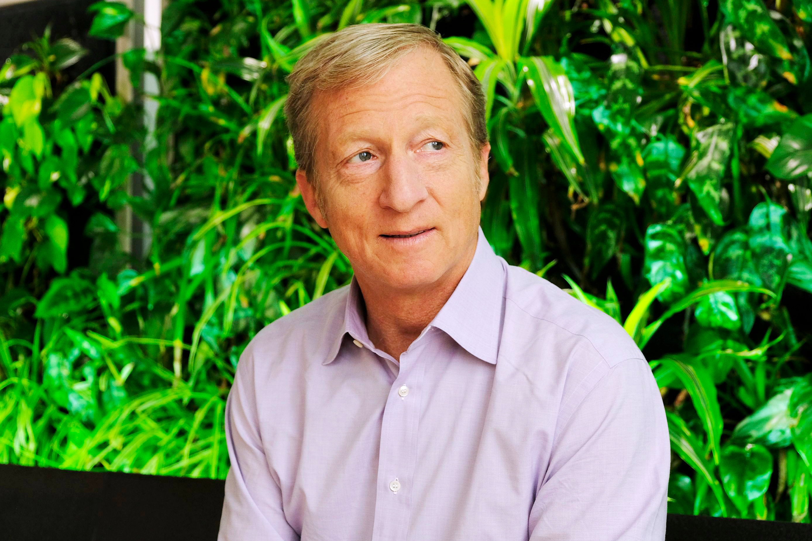 Liberal Billionaire Tom Steyer Appears to Want Your 2020 Vote