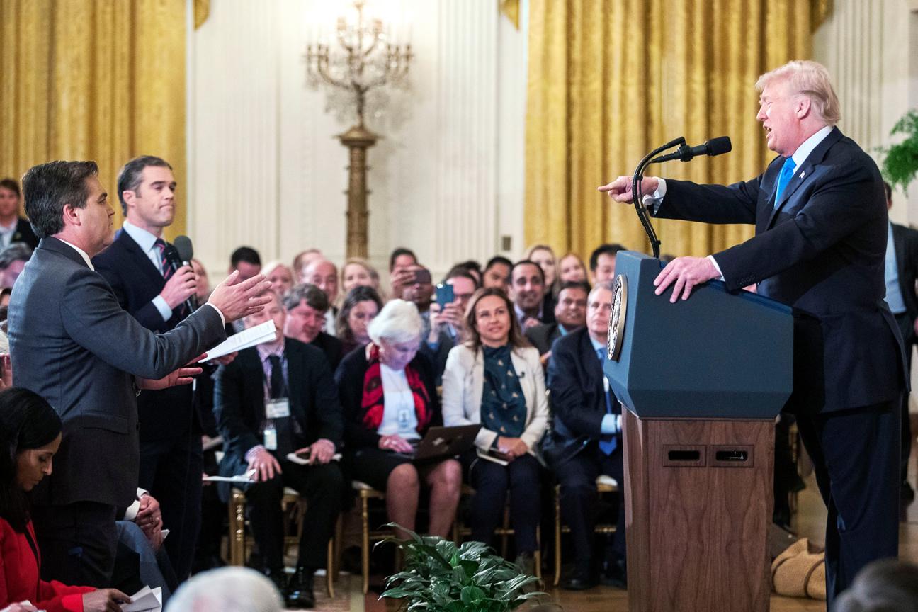 Trump Is Winning His War on the Media