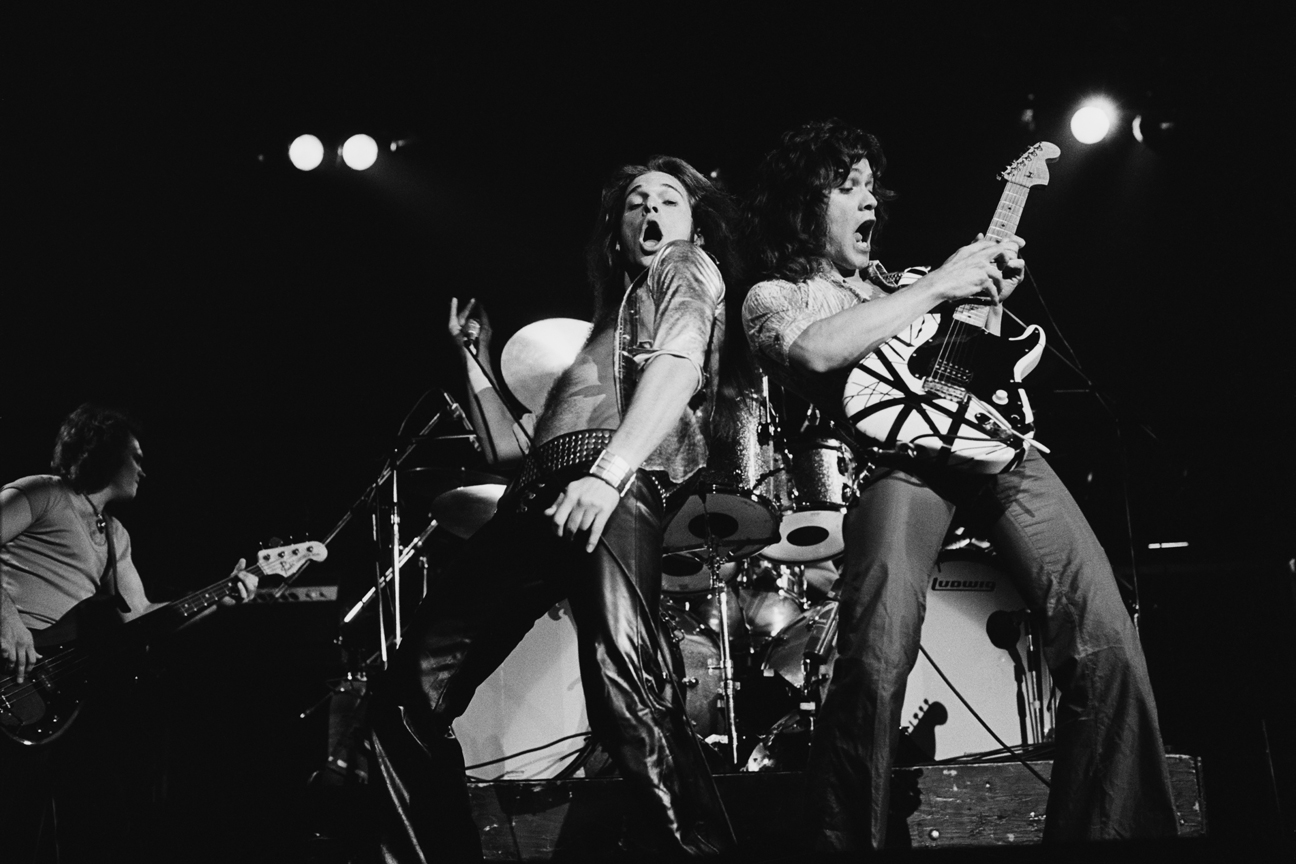 Unauthorized Van Halen Play Headed to Off-Broadway – With a Twist