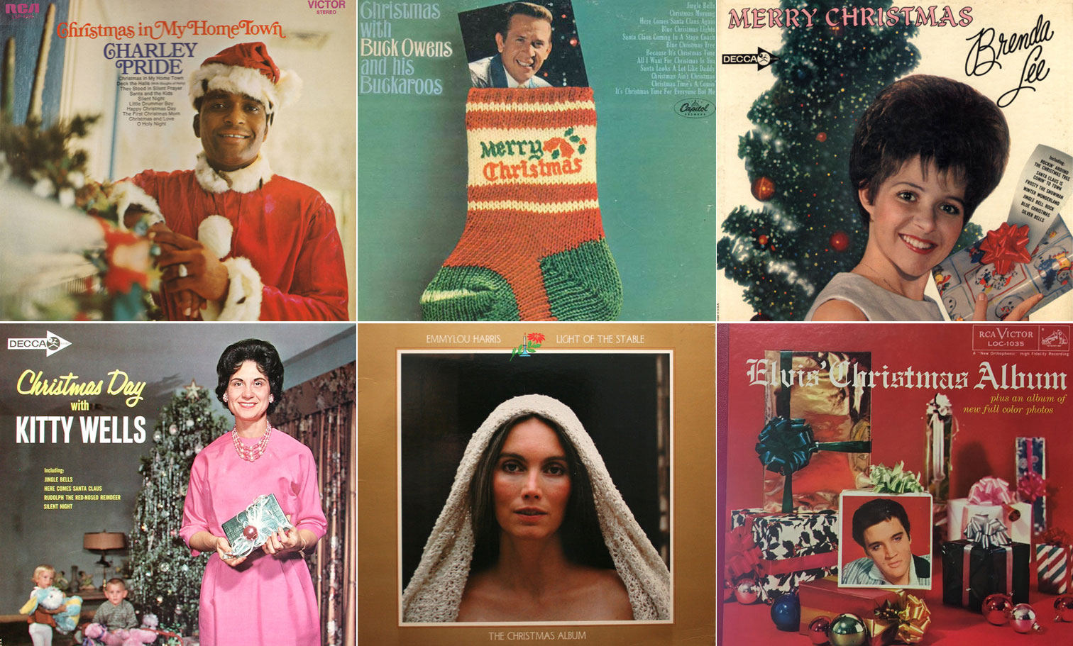432c0ec21cbb 10 Must-Hear Classic Country Christmas Albums – Rolling Stone